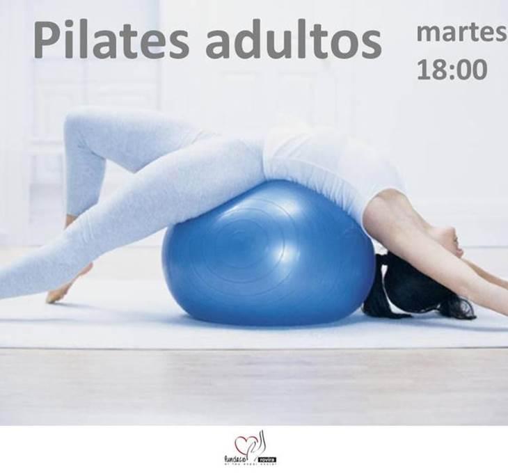 PILATES ADULTOS  martes  18:00   curso 20€/mes - pic0