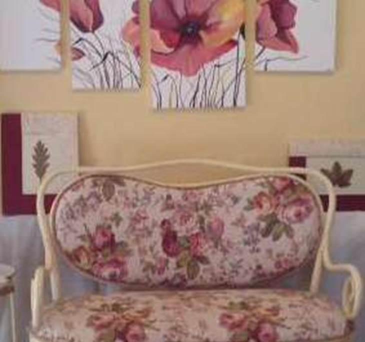 Pintura decorativa reciclado manualidades/MES 55€ - pic6