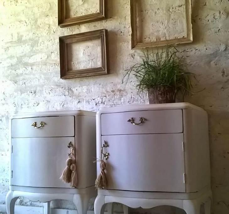 Pintura decorativa reciclado  restauración/MES 55€ - pic1