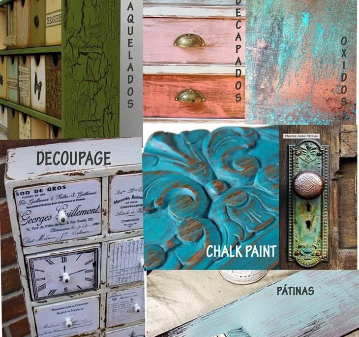 Pintura decorativa y tranformación de muebles - pic0