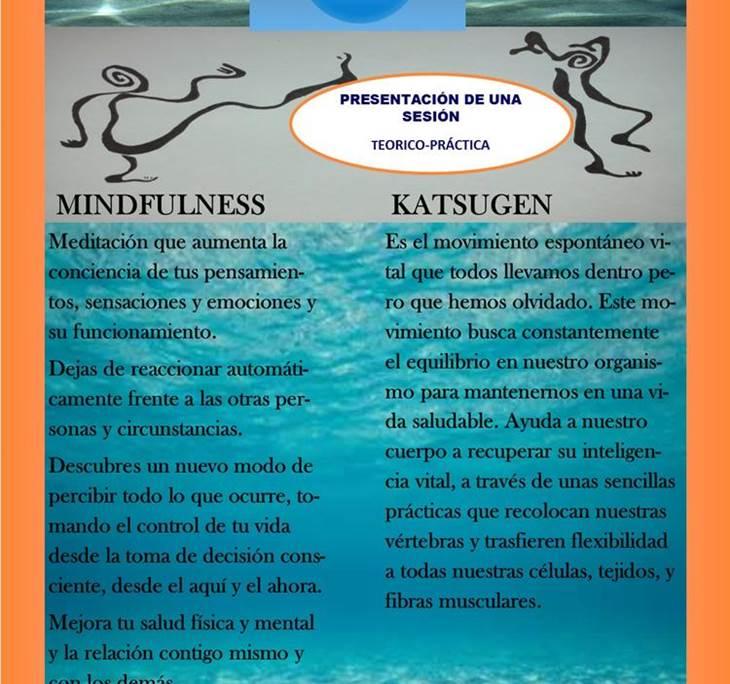 Presentación de MEDITACIÓN MINDFULNESS Y KATSUGEN - pic0
