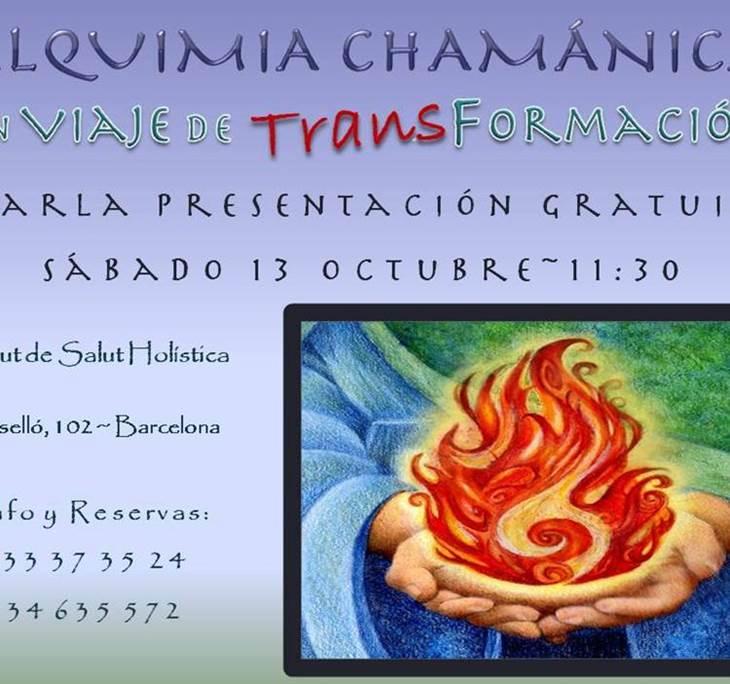 Presentación Gratuita: Alquimia Chamánica - pic0