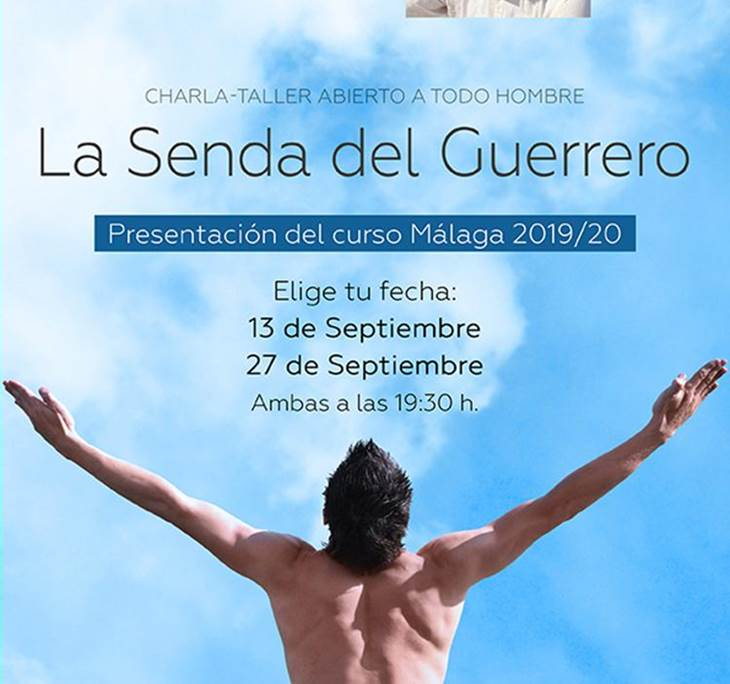 Presentación La Senda del Guerrero Málaga 2019/20 - pic0