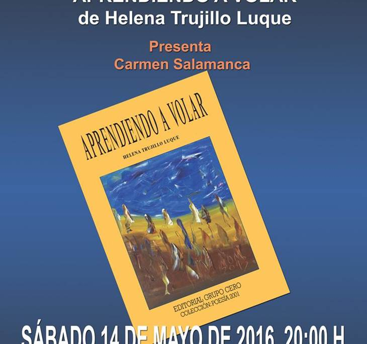 Presentación libro de poesía de Helena Trujillo - pic0