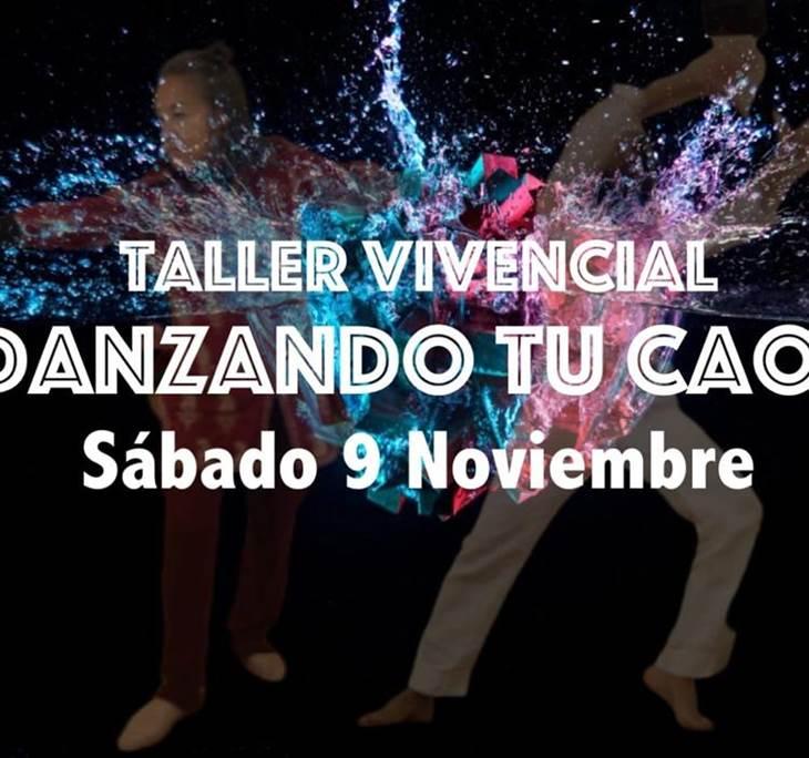Psicodanza: Taller Danzando tu Caos - pic0