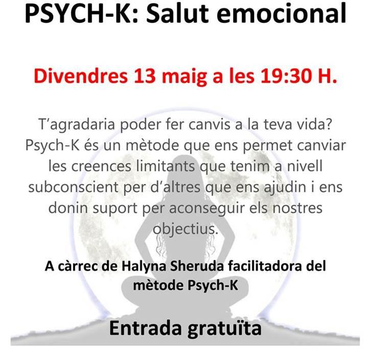 PSYCH-K: Salut emocional - pic0