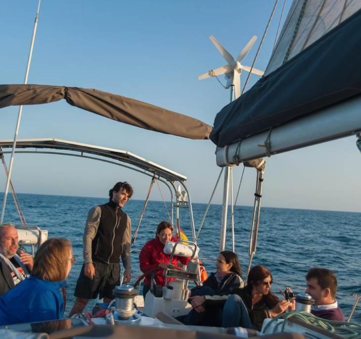 Semana Santa en velero Rumbo Mallorca - pic1