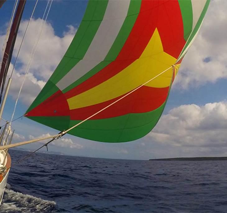 Semana Santa en velero Rumbo Mallorca - pic0