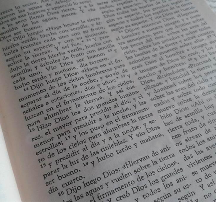 ¿Qué hay de cierto en la biblia? - pic0