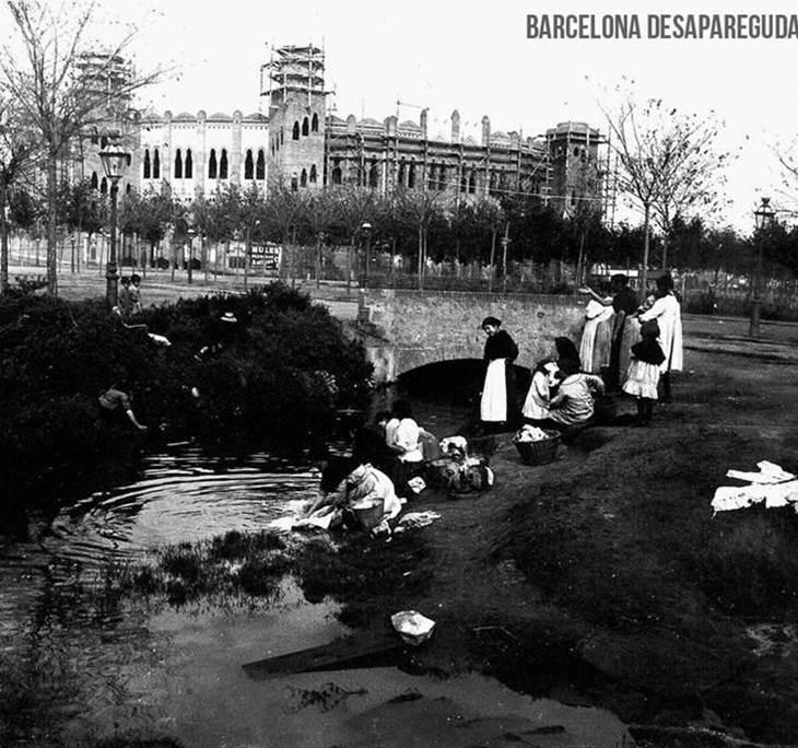 Rec Comtal i els seus paisatges barcelonins - pic0