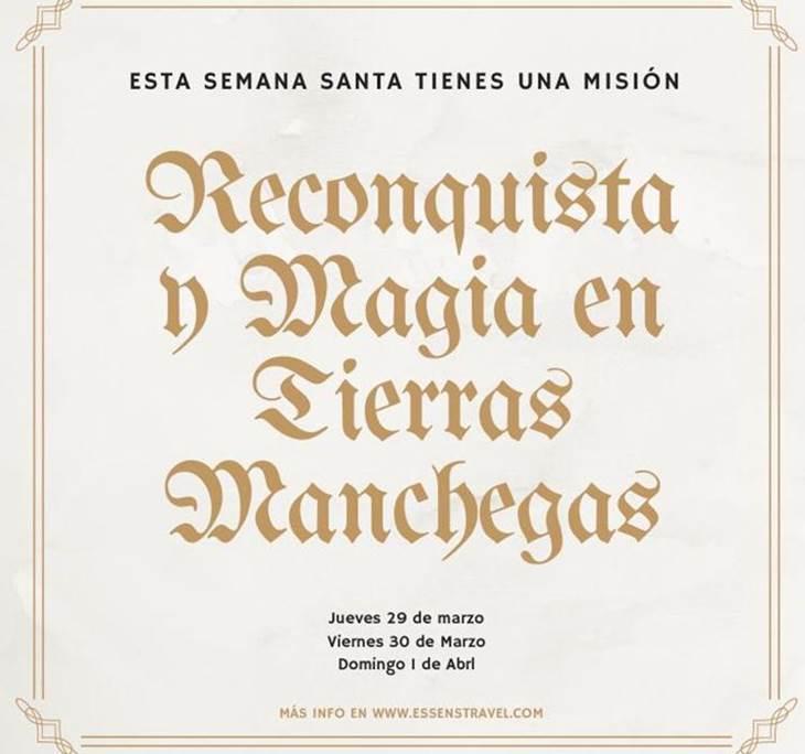 La Reconquista y Magia en Tierras de la Mancha - pic0