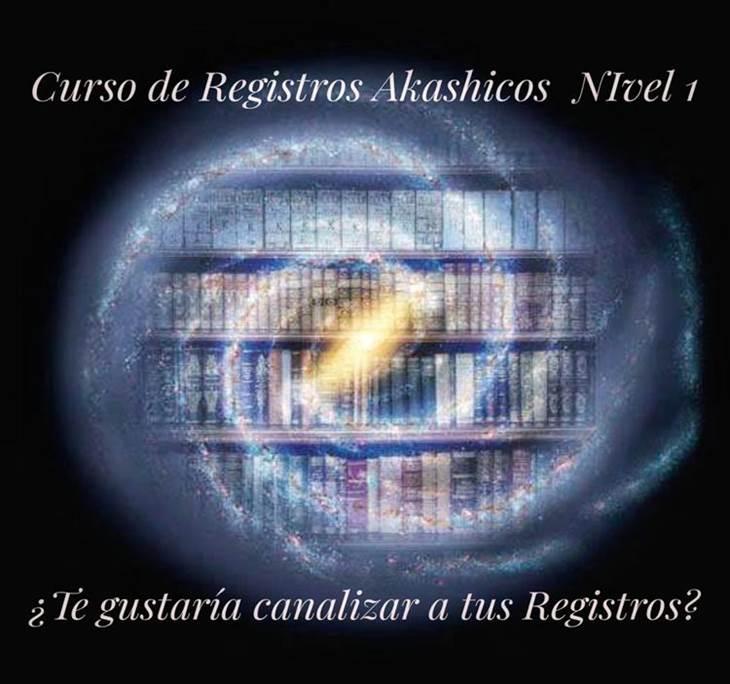 Registros Akashicos Nivel 1 - pic0