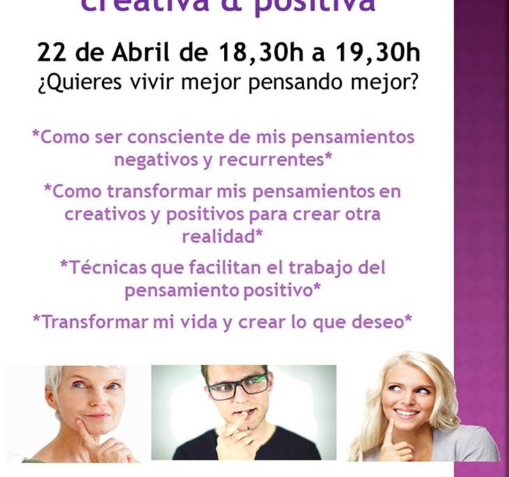Reprograma tu Mente Creativa & Positiva(Práctico) - pic0