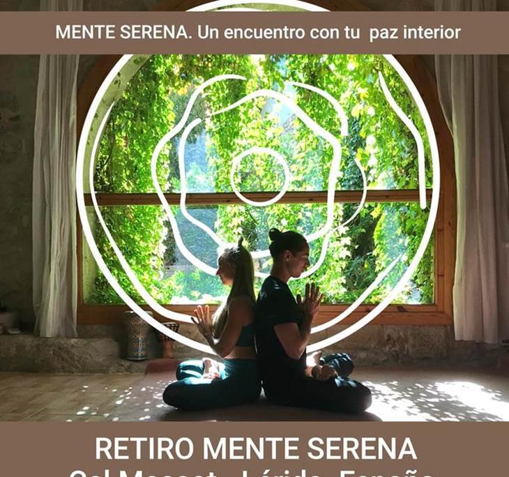 Retiro Mente Serena - 5 días para ti. - pic0