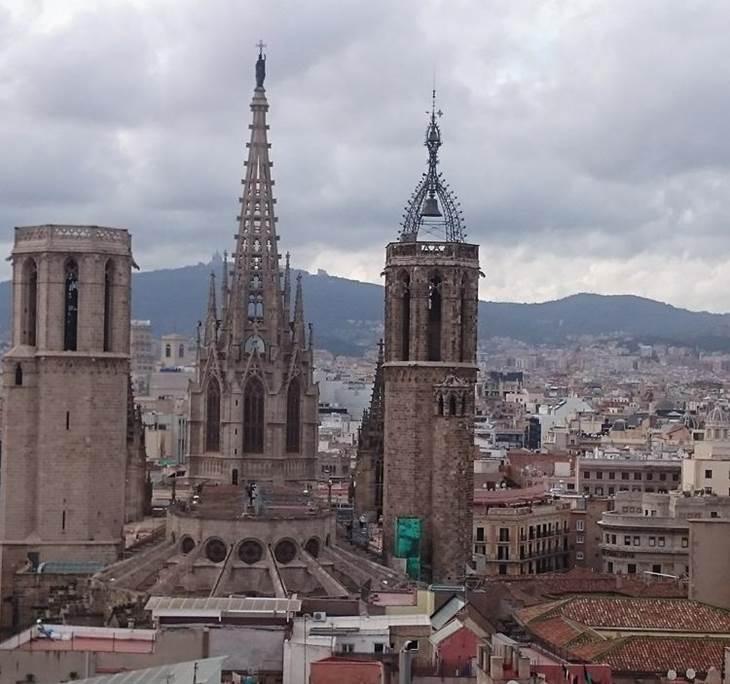 Ruta a pie por el casco antiguo de Barcelona - pic2