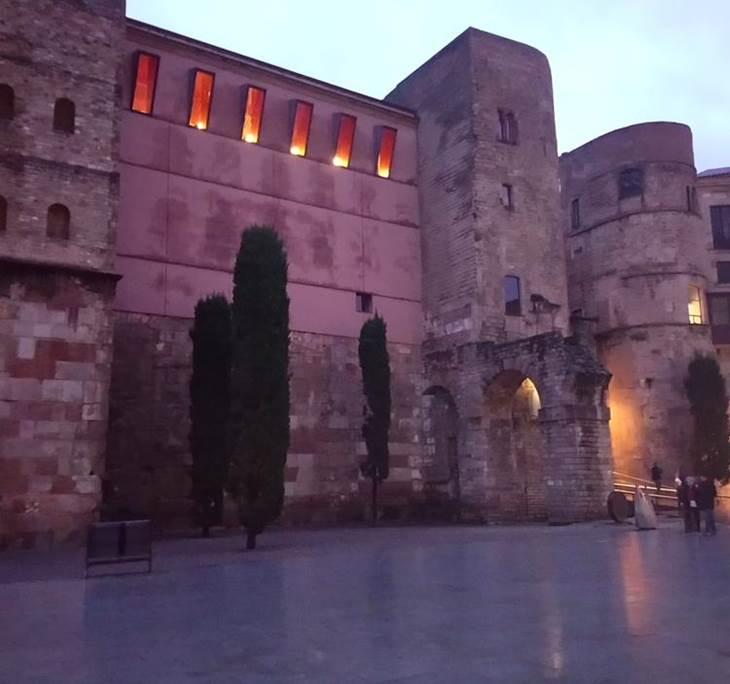 Ruta a pie por el casco antiguo de Barcelona - pic0