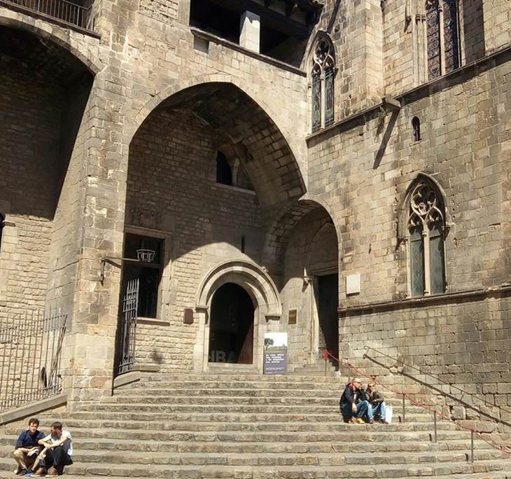 Ruta a pie por el casco antiguo de Barcelona - pic5