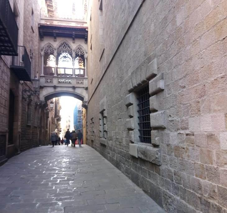 Ruta a pie por el casco antiguo de Barcelona - pic6