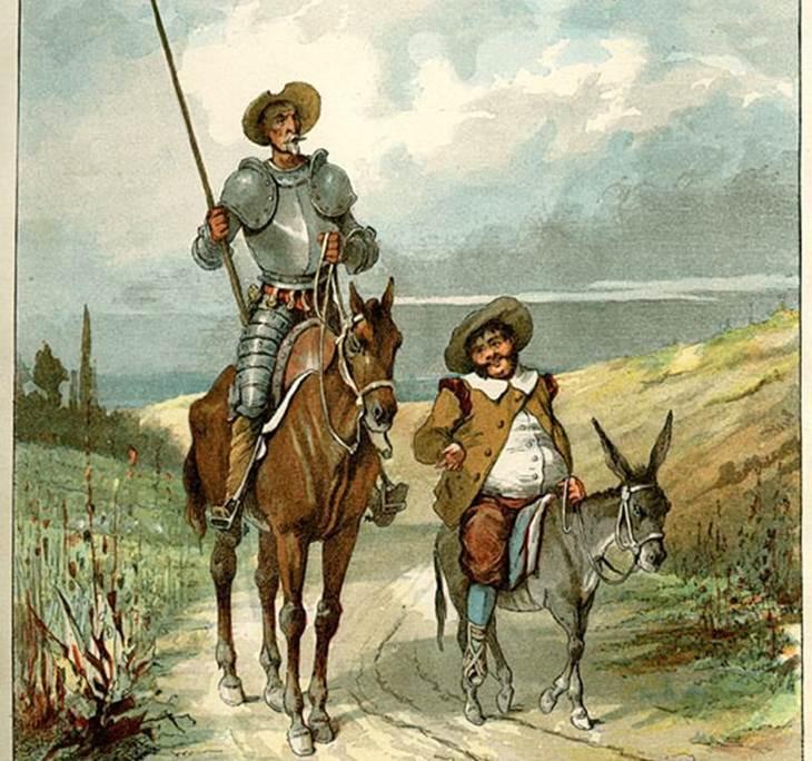Ruta: Cervantes y Barcelona: mitos y realidades - pic0