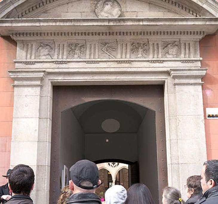 Ruta Masonería en Barcelona + visita Logia - pic0