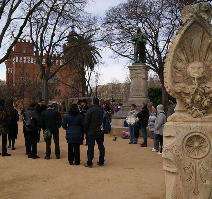 Ruta Masonería en Barcelona + visita Logia - pic1