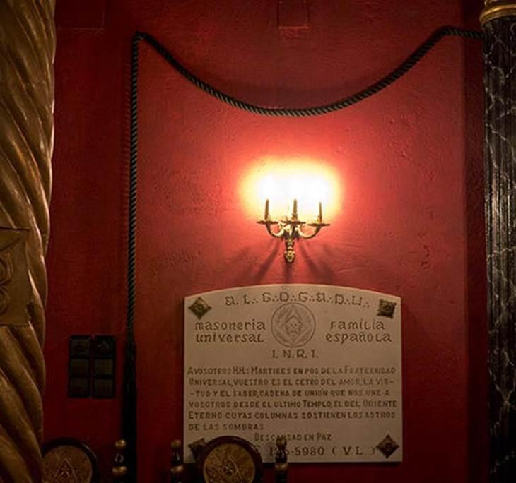 Ruta Masonería en Barcelona + visita Logia - pic2