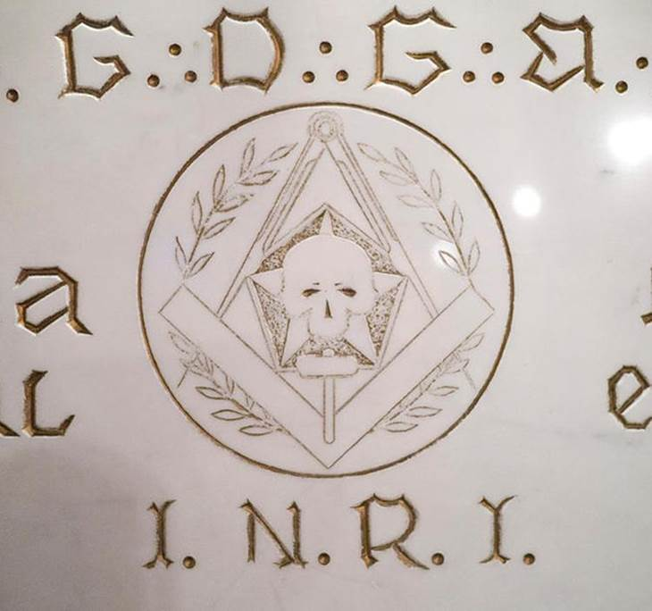 Ruta Masonería en Barcelona + visita Logia - pic3