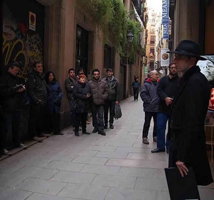 Ruta Masonería en Barcelona + visita Logia - pic5