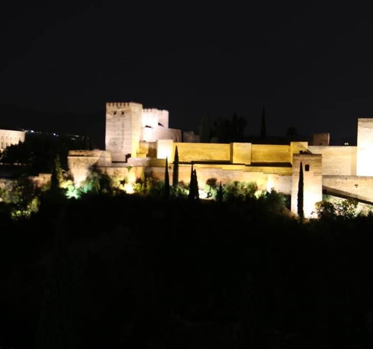ruta nocturna por el centro de Granada - pic1