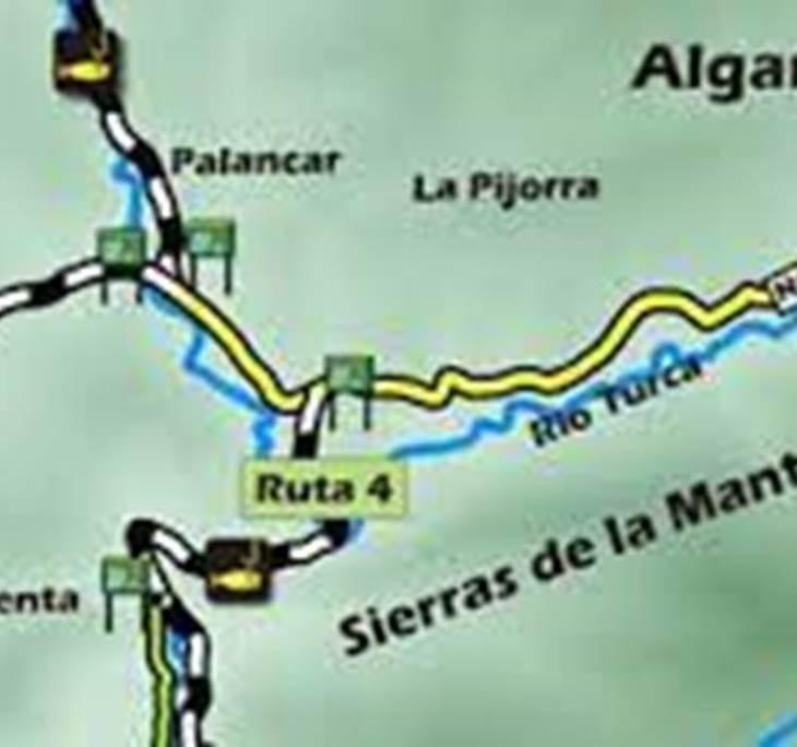 Ruta por Algarinejo.Ruta de los Molinos y Arroyos. - pic0
