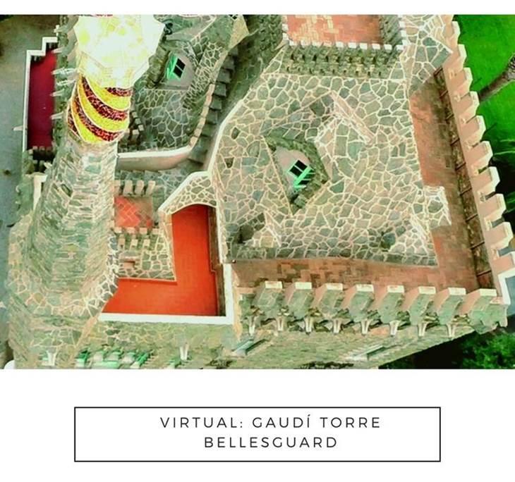 RUTA VIRTUAL TORRE BELLESGUARD - pic0