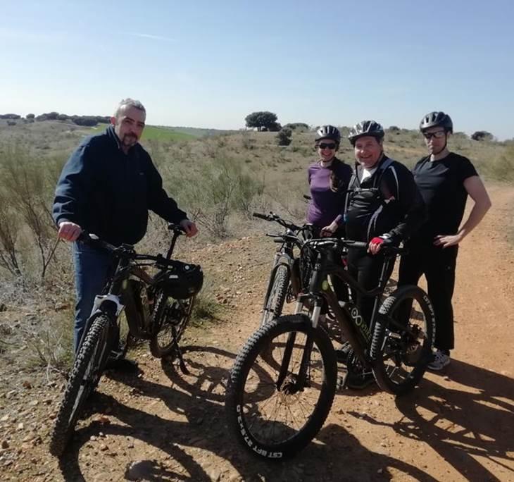 Rutas Guiadas en Bicicleta Eléctrica de Montaña - pic4