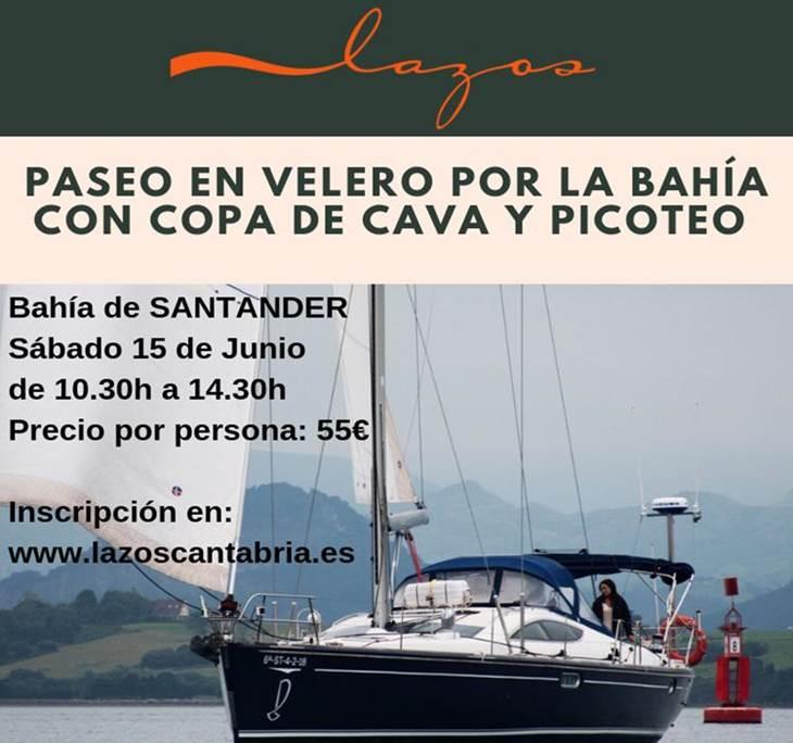 SALIDA EN VELERO CON COPA DE CAVA Y PICOTEO - pic0