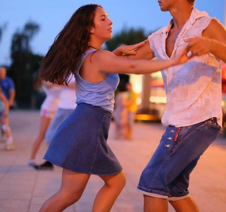 Bachata, Salsa cubana.Niveles Iniciacion y medio - pic0