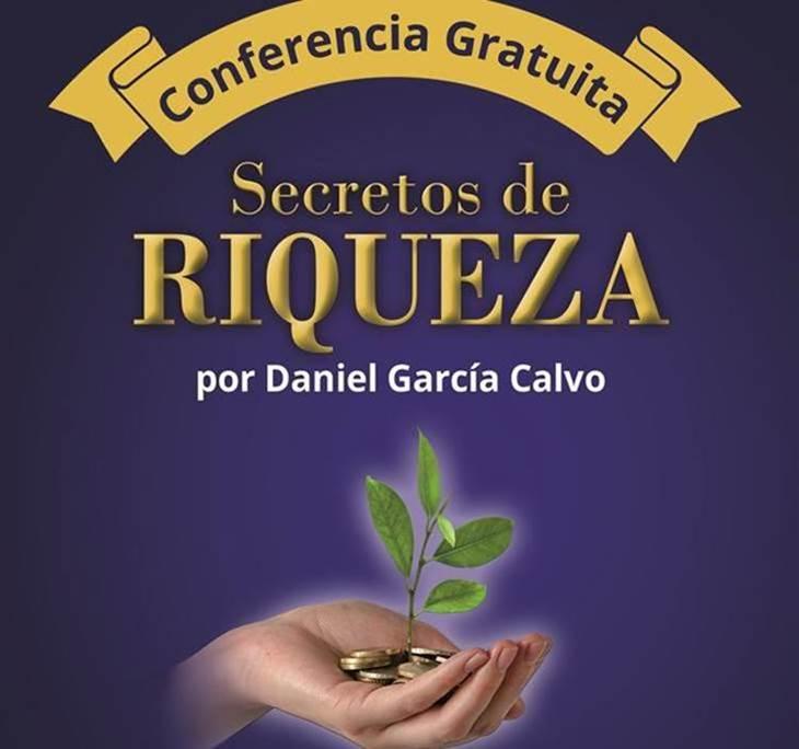 CONFERENCIA GRATUITA SECRETOS DE RIQUEZA - pic0