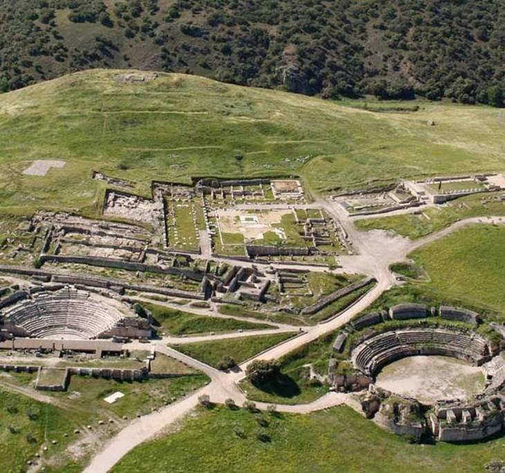Segóbriga y Monasterio de Ucles - pic0
