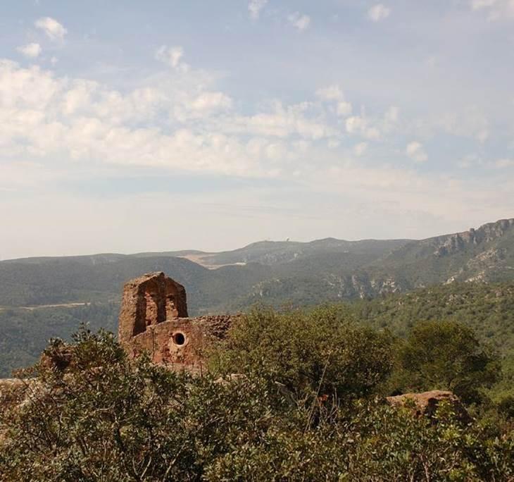 Senderisme a Gavà, Castell d'Eramprunyà - Foradada - pic0