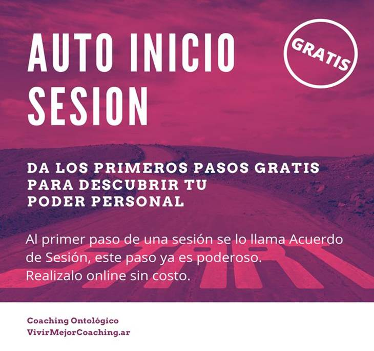 Sesion de Coaching Ontológico +recursos gratuitos; - pic1