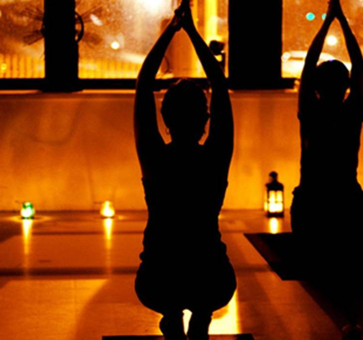 Candle Light Yoga - pic0