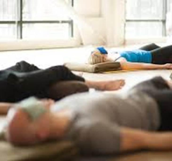Sesión de yoga Nidra - pic1