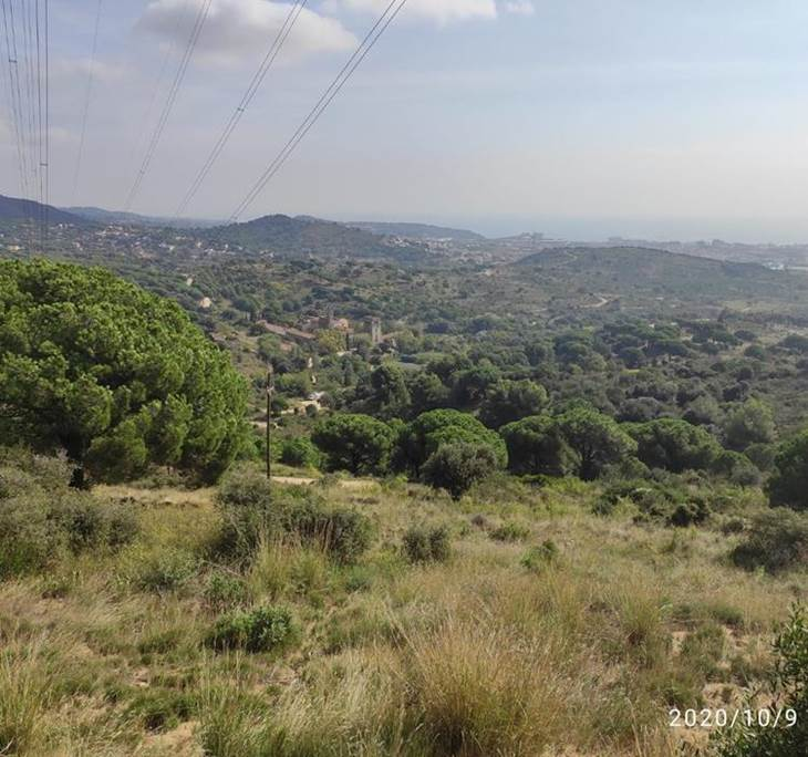 Sierra de la Marina, Sant Jeroni de la Murtra - pic1