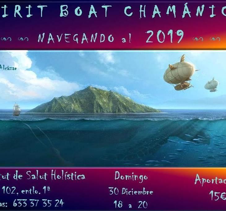 Spirit Boat Chamánico: Navegando al 2019 - pic0