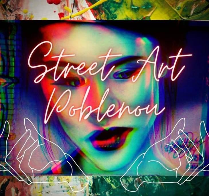 STREET ART POBLENOU + ORXATA AL TÍO CHE - pic3