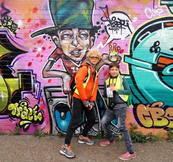 Street Art tour para familias - pic3