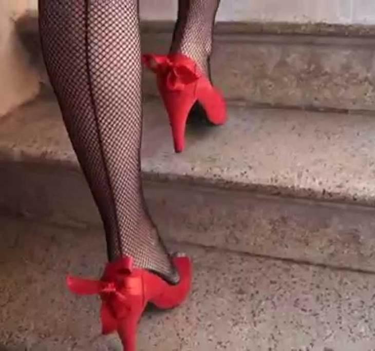 Subamos las escaleras con Marcella - pic0