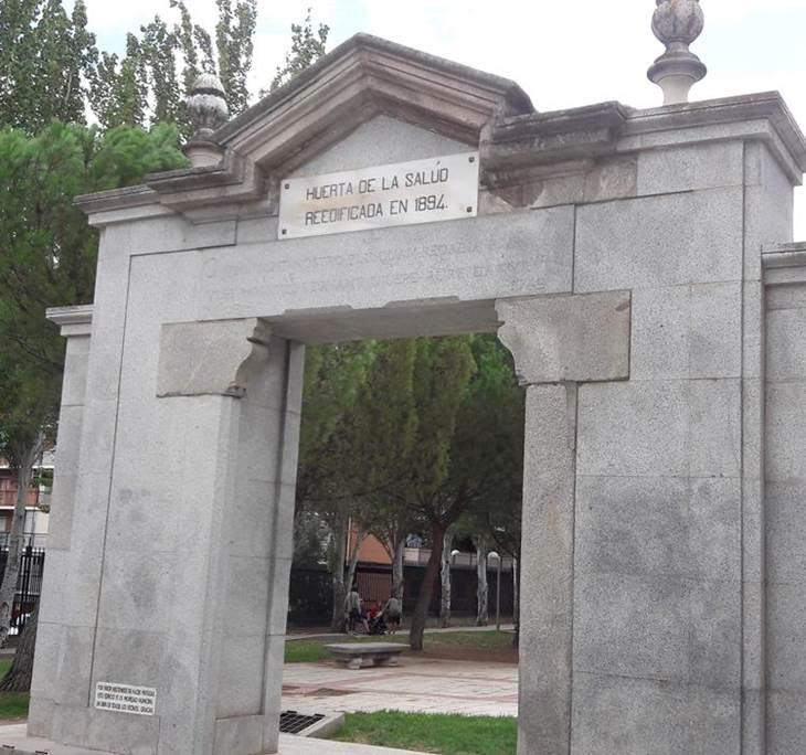 SUBIDA AL MIRADOR 360º DEL SILO DE HORTALEZA Y MÁS - pic1