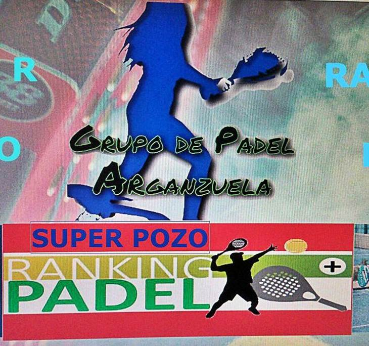 SUPER QUEDADA PADEL TIPO POZO CON RANKING - pic0