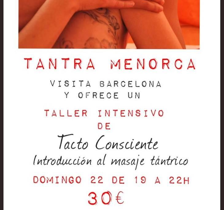 Tacto Consciente (Introducción al masaje tántrico) - pic0