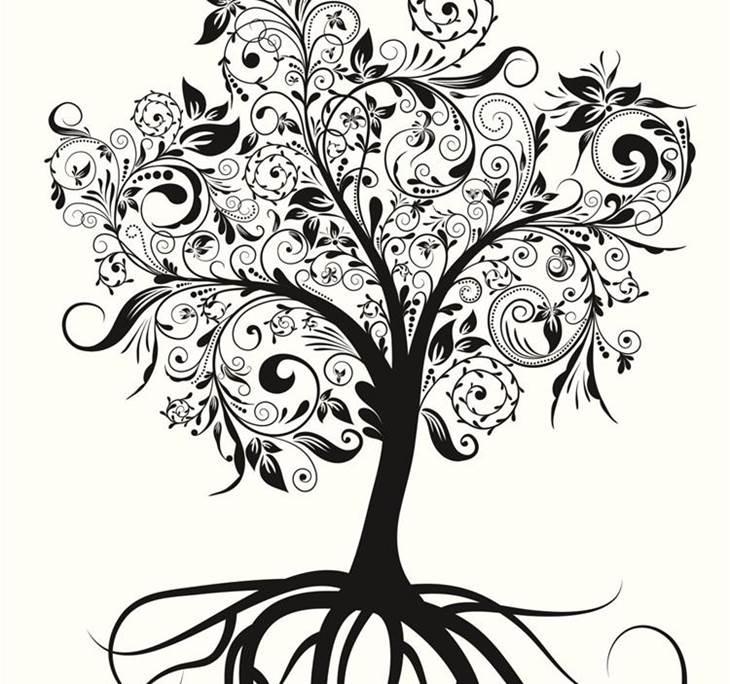 Taller aprende a hacer tu propio rbol geneal gico uolala - Ideas para hacer un arbol genealogico ...