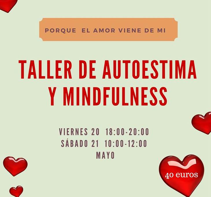 TALLER AUTOESTIMA Y MINDFULNESS - pic0